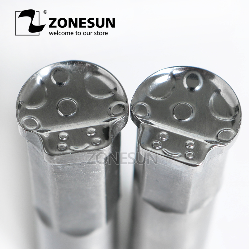 ZONESUN mushroom logo customized milk tablet slice die Stamp precision punch die mold sugar tablet press tool TDP 0/1.5/3/5 цены