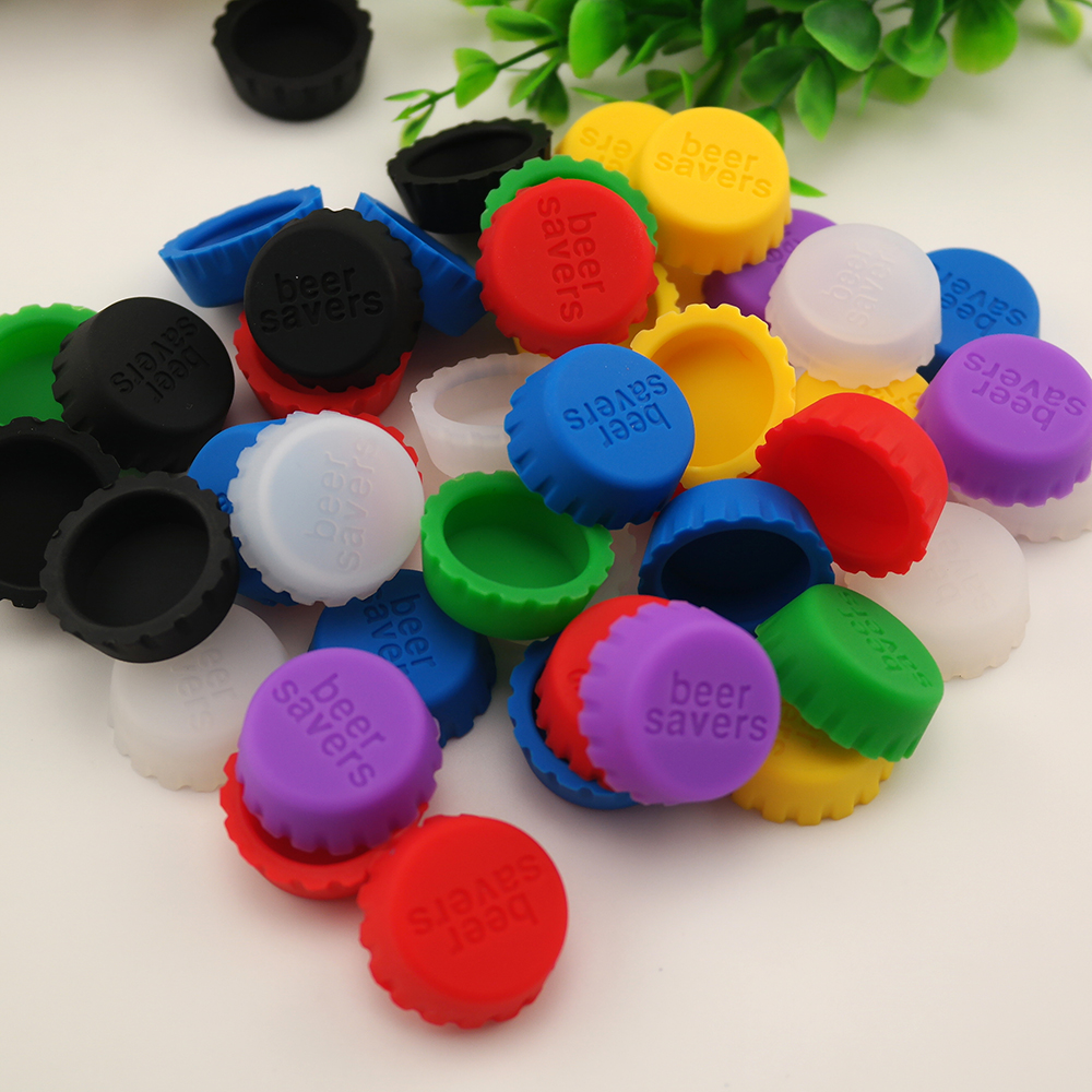 Hot Sale Derlook silica gel bottle cap bottle stopper silicone rubber