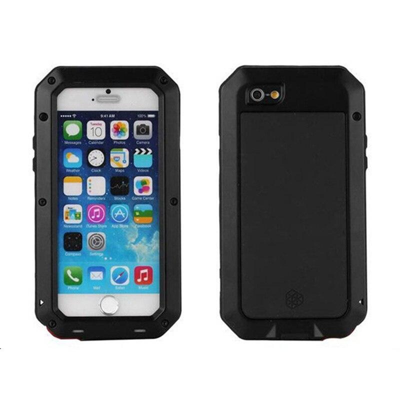 imágenes para Para el iphone 6 6 S 6g Caso de la Vida A Prueba de agua/Dirt/A Prueba de Choques de la Contraportada Del Teléfono Shell Vivienda NEWOER