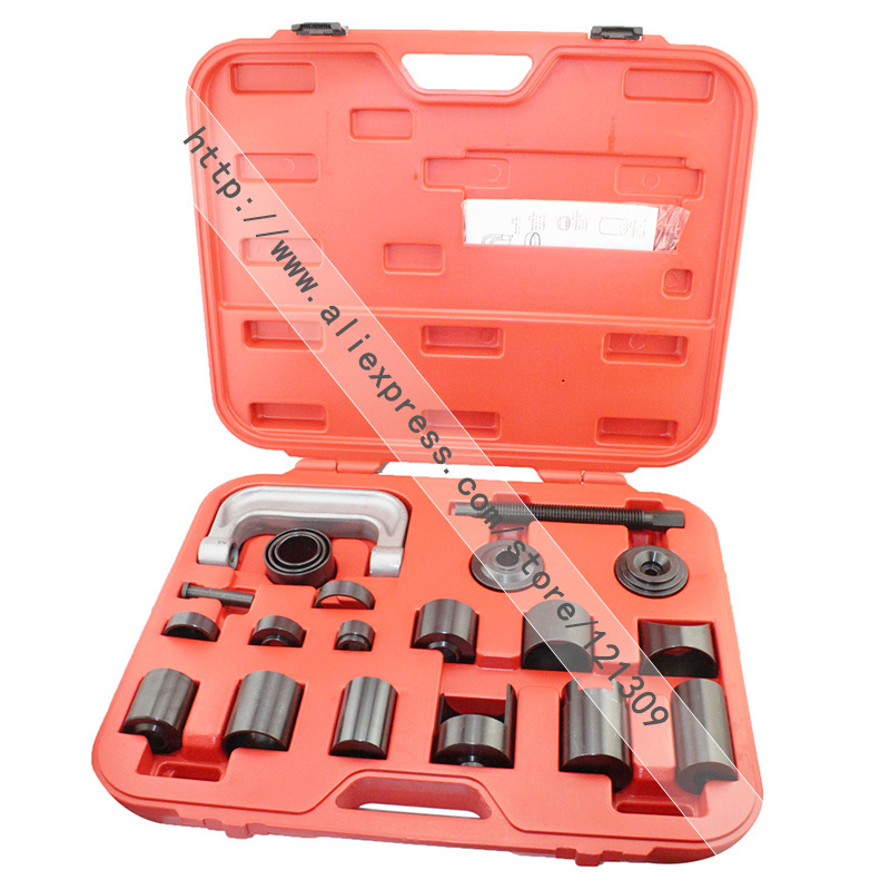 UNIVERSAL BALL JOINT REMOVER Ball Joint Press Installer Removal Kit Tool For Mercedes Benz etc... rear ball joint tool kit bushing tool set suitable for bmw e38 e39