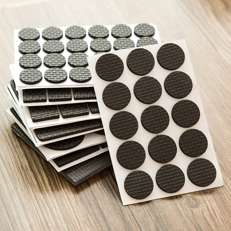 Furniture Accessories Thickened Multifunctional Anti-Slip Pads Floors Scratch-Resistant Mats Table Legs Stools Chairs Protection
