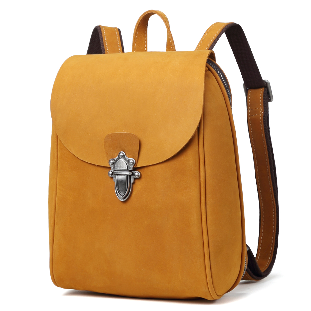 XIYUAN Famous Brand Fashion Genuine Leather shoulder bag Womens Backpacks Ladies School Bag Female Cowhide Designer BackpackXIYUAN Famous Brand Fashion Genuine Leather shoulder bag Womens Backpacks Ladies School Bag Female Cowhide Designer Backpack