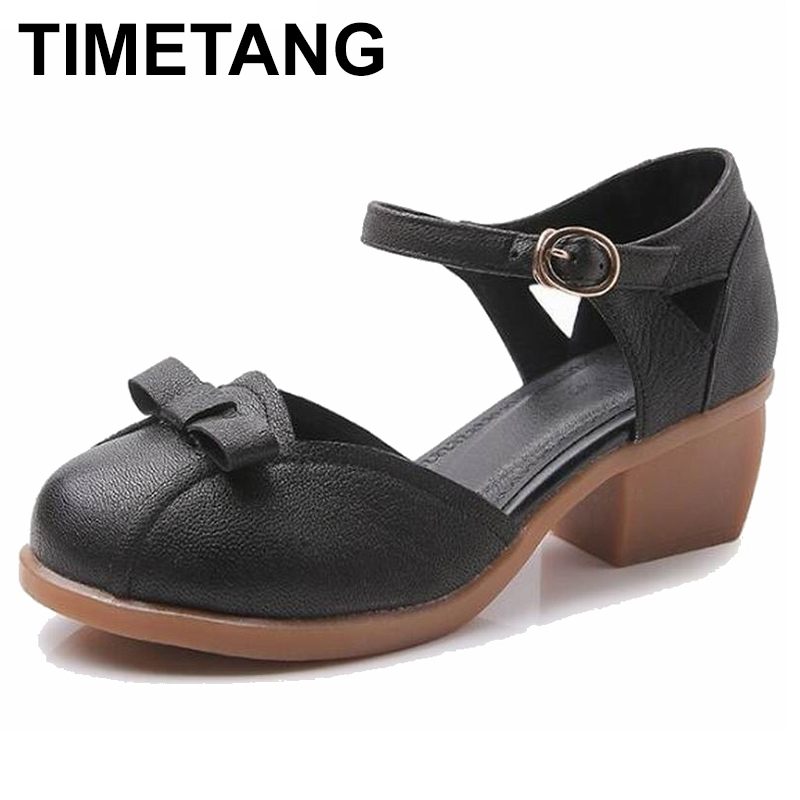 TIMETANG 2018 summer sandals female handmade genuine leather women casual comfortable woman shoes sandals women summer shoes beyarne summer sandals female handmade genuine leather women casual comfortable woman shoes sandals women summer shoes