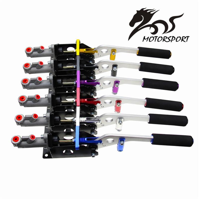 Universal E-Brake Hydraulic Drift Handbrakes Hand Brake Kit Tool Vertical Horizontal Lever S14 AE86