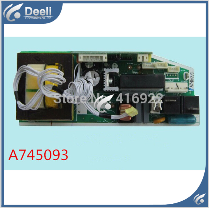 95% new good working for Panasonic air conditioning board A745093 A745094 control board on sale 95% new good working