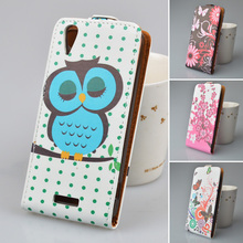 Filp Leather Cover For ZTE Geek V975 Vertical Magnetic Cover For ZTE Geek V975 V 975 Luxury Up amd Down Case Phone Bags & Cases