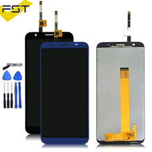 For 5.5 inch Doogee X55 LCD Display+Touch Screen Digitizer A