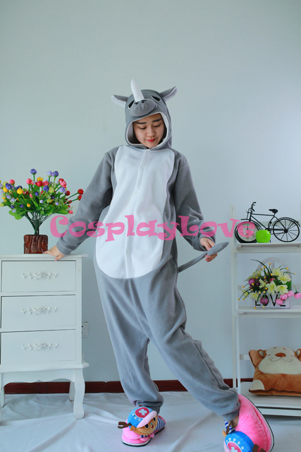 Пижамы с изображением носорога c8d4903d91912