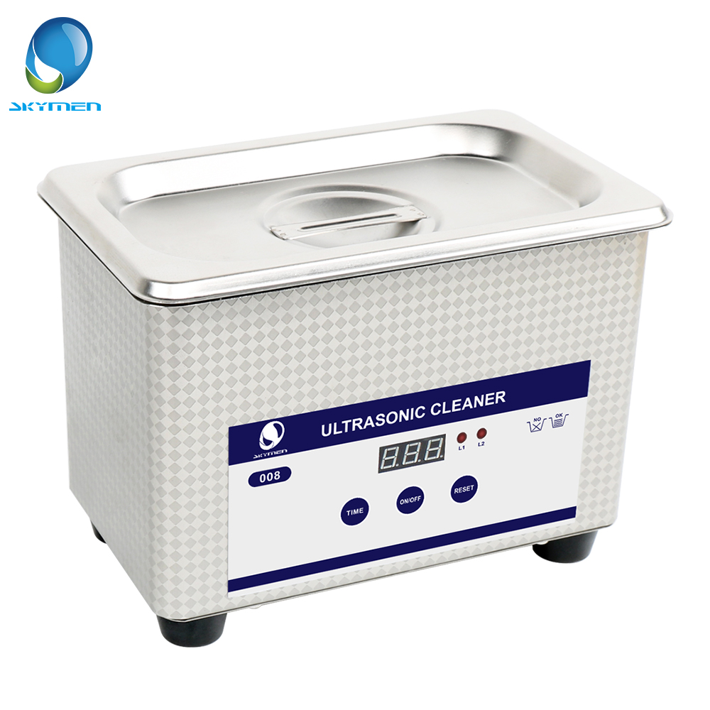 Skymen 800ml Stainless Steel JP-008 Ultrasonic Cleaner Bath Digital Ultrasound Wave Cleaning Tank for Coins Nail Tool Part 0 25kg multifunction claw hammer carbon steel nail hammer steel handle woodworking household hand tools page 5