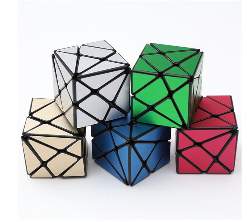 5 Different Color Intelligence Test Magic Speed Cube Educational Toys For Children Abnormity Cube Strange-Shape Puzzle Cube Toys велосипед cube stereo 160 hpa race 27 5 2016