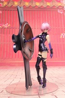 Fate Grand Order Matthew Kyrielite Mash Kyrielight Shielder 1/7 Scale PVC Action Figure Collectible Model Toy 25cm KT3884