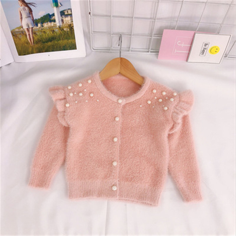 HTB1YfRcajvuK1Rjy0Faq6x2aVXaG - Infant Baby Toddler Clothes Sweaters Knitted Pearls Cardigan Coat For Girls Kids Coats And Jackets Children Outwear AA3311