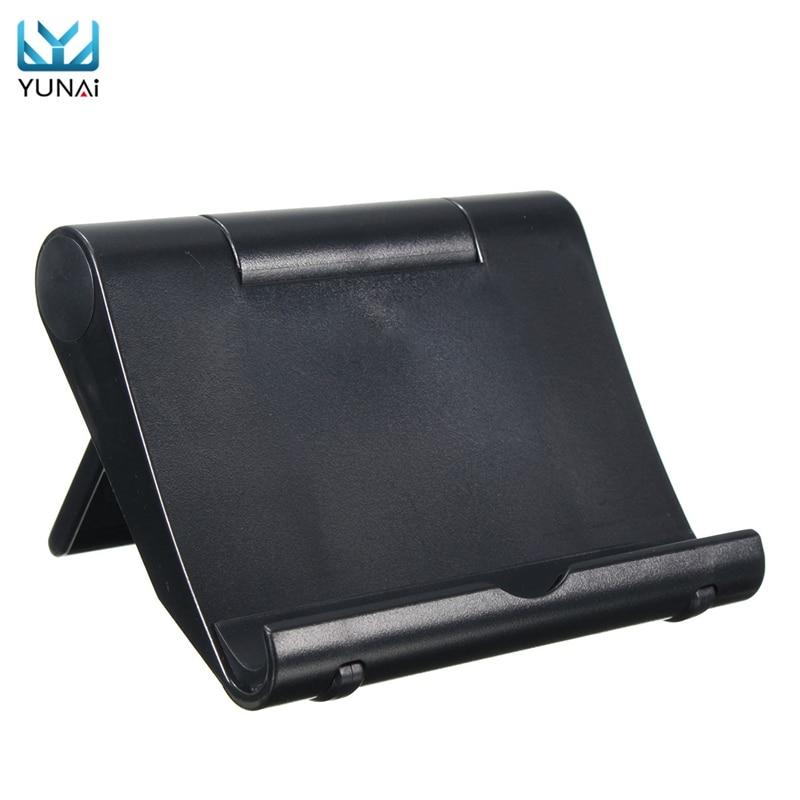 YUNAI Universal Table Desktop <font><b>Stand</b></font> Holder Mount <font><b>For</b></font> Mobile <font><b>Phones</b></font> Tablets High Quality Portable Adjust Tablet Holder <font><b>Stand</b></font>
