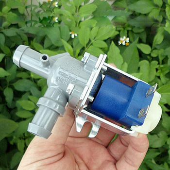 High Flow Solenoid Valve DC12V 12W DC Solenoid Valves interface15.8mm image