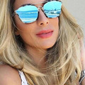 New 2016 High Quality Pilot Sunglasses Brand Designer Sun Glasses Women Shades Fashion Outdoor Original Gafas Lentes de sol Male