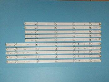 Nuevo reemplazo de tira de luz de fondo 10 unids/set LED para LG 50LB650V Innotek DRT 3,0 50 A B 6916L 1736A 1735A 1978A 1979A LC500
