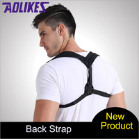 Posture Corrector Upper Belt Corset Back Support Pain Relief Orthopedic Bandage