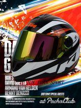 Free shipping Top ABS Moto biker Helmet ktm MASEI Iron Man personality special half open face motocross helmet black