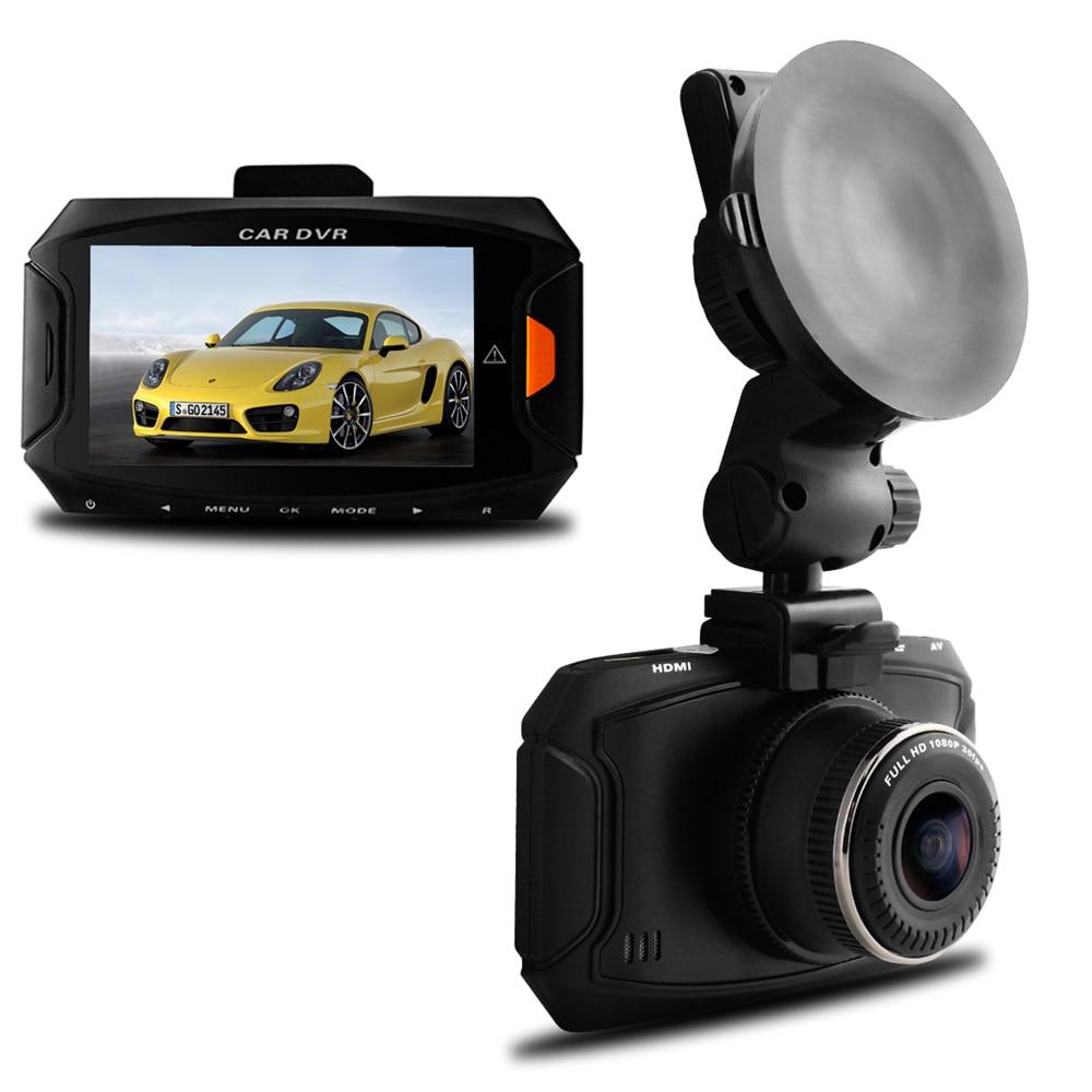 5pcs 2.7 Inch LCD Car DVR Full HD 1080P 5.0 MP CMOS H.264 Format Car DVR Camera Recorder Support G-sensor & Motion Detection