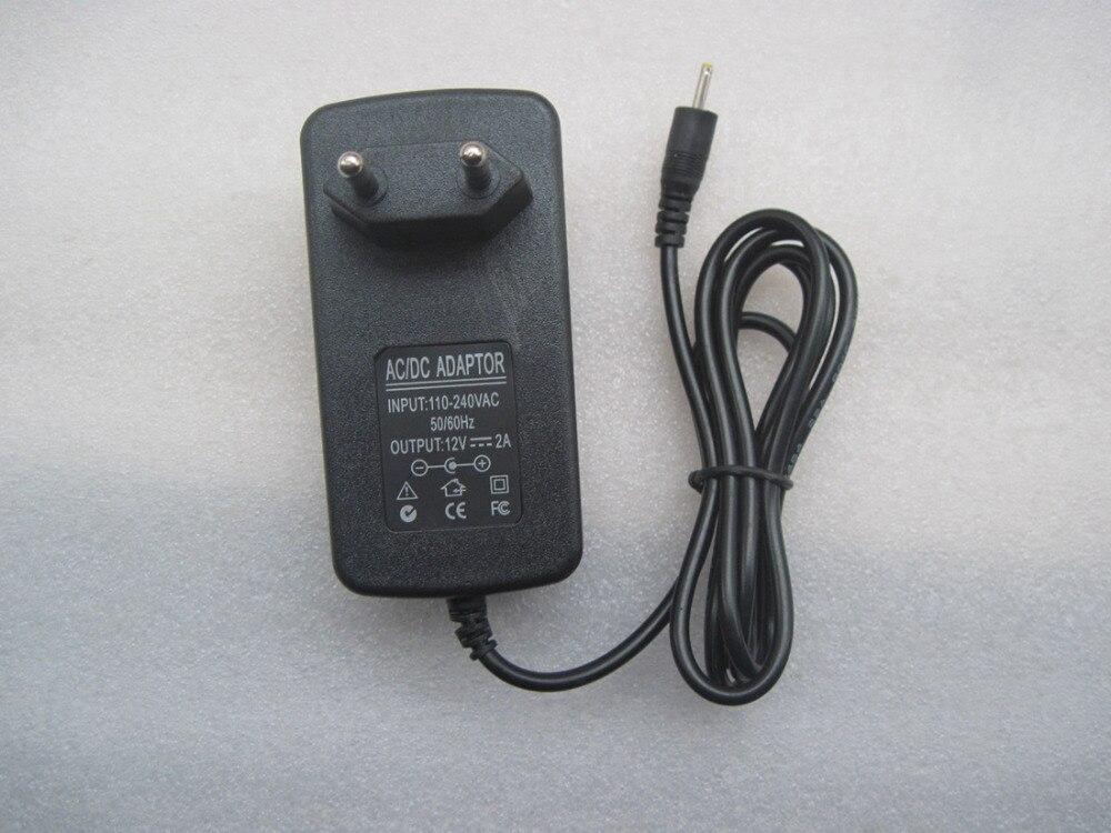 12V 2A Power Adapter DC 2.5x0.7mm EU US Charger Yuandao N101 II Cube U9GT2 U9GT5 U30GT2 Ainol Hero V9 W22pro N90FHD - Shenzhen Yuyang Weichuang Co., Store store