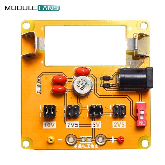 AD584 High Precision Voltage Reference Module 4-Channel AD584J K L Voltage Source Programmable Electronic Module Diy Kit Board
