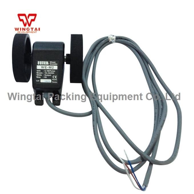 Taiwan Fotek WE-M2 Sensors Draw Wire digital length counter meter taiwan original fotek  h5c 4d counter meter