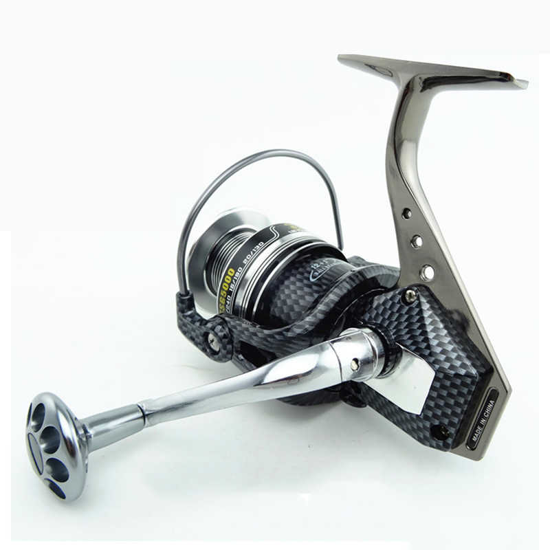 التصيد الصيد بكرات المياه المالحة الغزل بكرات Baitcasting لفائف الصيد عجلة الصيد الكارب المغذية SMN88
