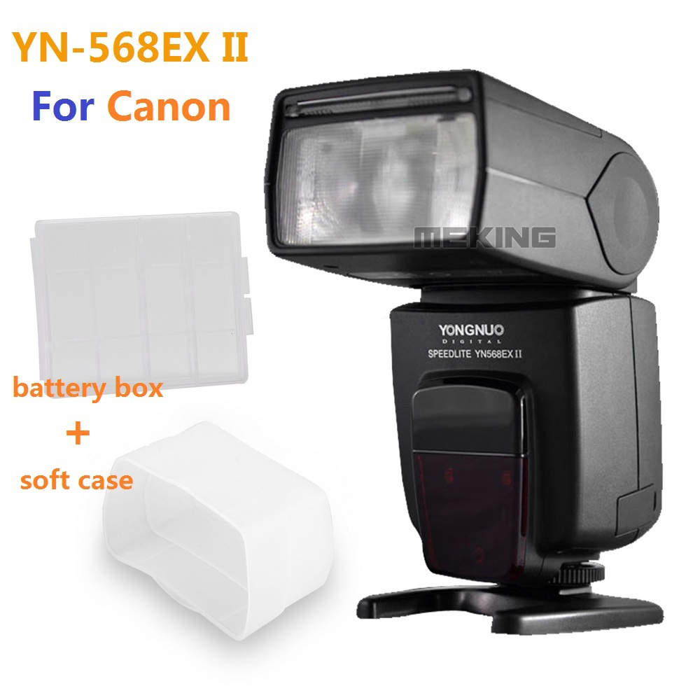 Yongnuo YN568EX II for Canon YN 568Ex HSS Flash Speedlite YN 568 5D mark III II 5D 7D 60D 50D 600D 550D 500D 450D 400D 2x yongnuo yn600ex rt yn e3 rt master flash speedlite for canon rt radio trigger system st e3 rt 600ex rt 5d3 7d 6d 70d 60d 5d