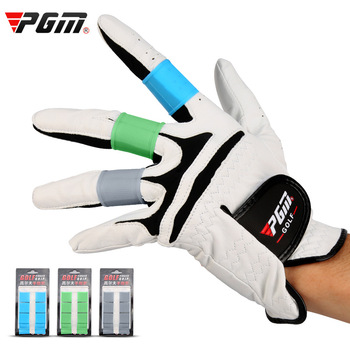 PGM Golf Finger Sheath Natural Silica Gel Golf Finger Sheath Golf Enthusiasts Finger Sheath Zp024 фото
