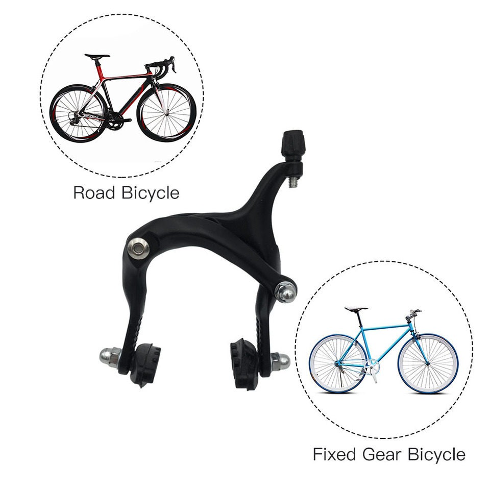 Road bicycle city bike brake caliper normal  front rear C brake aluminum alloy