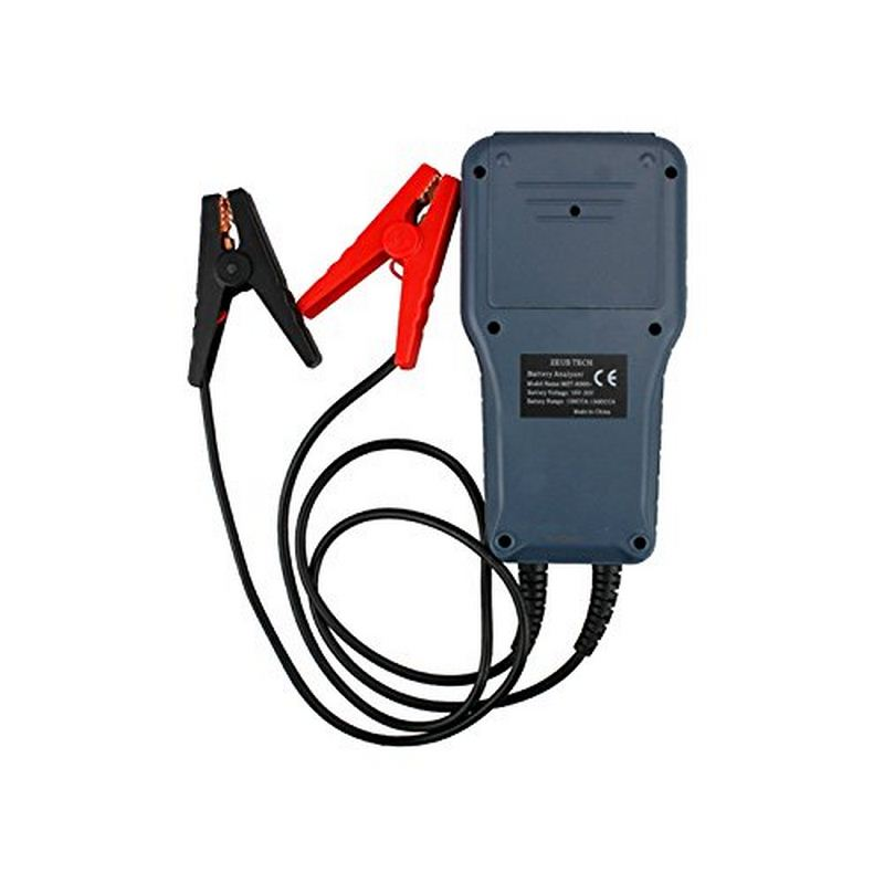 Image 3 - MST 8000 Car Battery Tester Tools Multi language 12V Auto Battery Diagnostic Tool Support 12V Digital Battery Analyzer-in Battery Measurement Units from Automobiles & Motorcycles