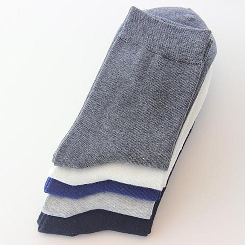 New Comfortable Breathable Cotton Socks Business Mens Socks Combed Dress Socks for Male Calcetines Hombre
