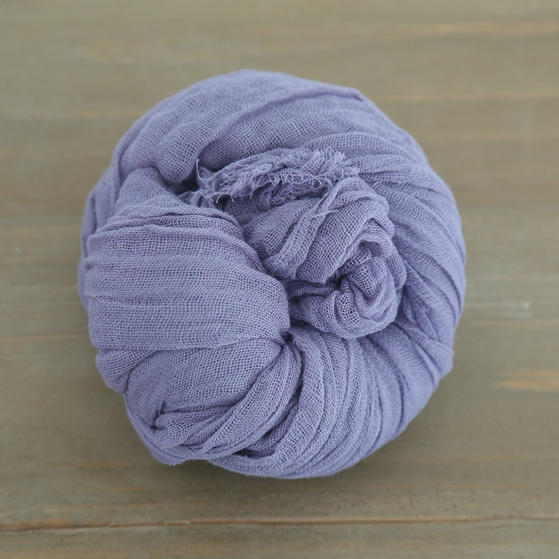 Dyed <font><b>Cheesecloth</b></font> <font><b>wrap</b></font> For Photography Props Baby Swaddle Blanket Layer Fabric Newborn Stretch <font><b>Wrap</b></font> Photo Prop image