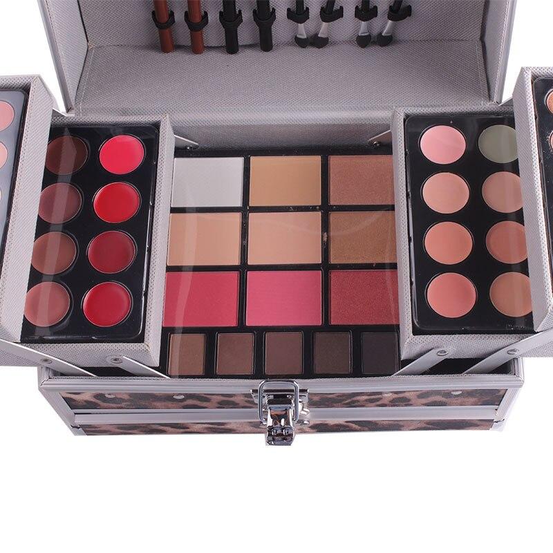 Kit de Maquiagem Combo Matte & Shimmer Sombra