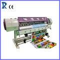 1.8 м баннер, flex печатные машины для открытый и крытый принтера