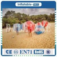Надувной мяч бампера человека молоток пузырь Футбол 0.8 мм ТПУ 1.5 м Материал переносные надувные Средства ухода за кожей zorb