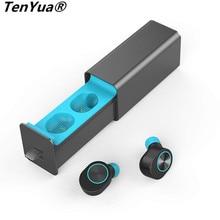 TenYua TWS Wireless Headphones Sport Bluetooth V4.2 Earbuds