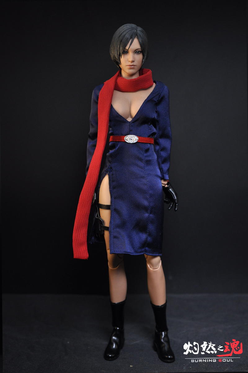 1/6 scale figure clothing Accessory Female clothes for 12 Action figure doll Ada Wong,Not included doll,weapon and accessories ceramic steam hair straightener 2 in 1 hair curler led display curling iron negative ions flat iron for wet and dry styling tool