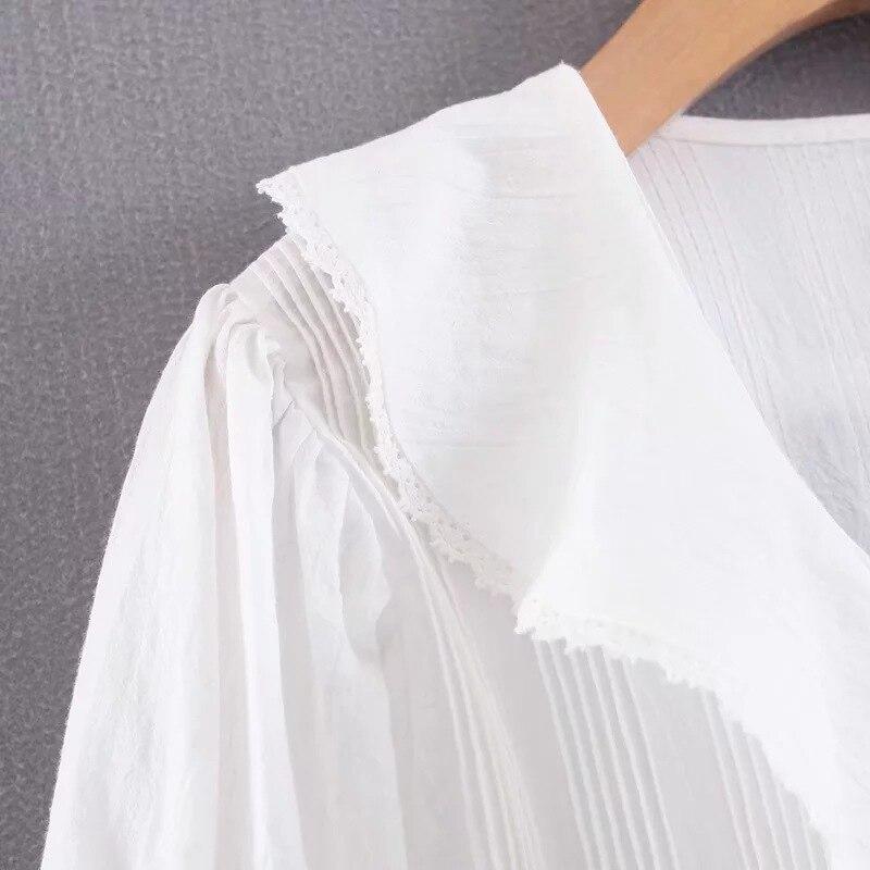 חולצה צוואר Loose עמוק 10