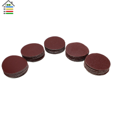 50Pc 2 inch Sander Disc Sanding Polishing Buffing 60 80 120 150 180 Grit for Polishing Pad Dremel Rotary DIY Tool Accessories