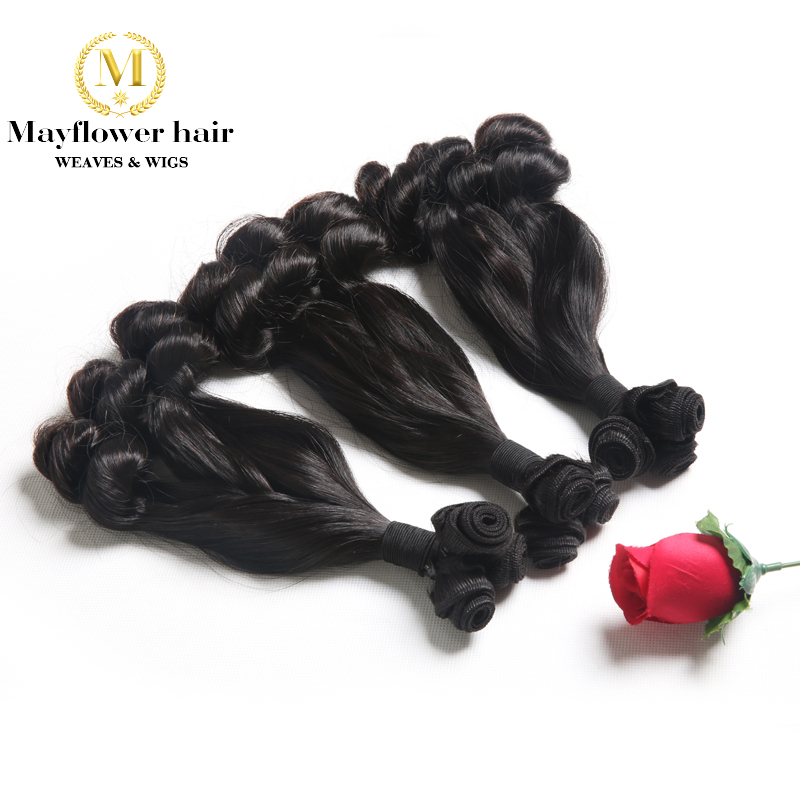 Double Drawn Funmi Hair Duchess Curl Natural Black Can Be Dye 8-18