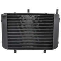 For Suzuki GSR400 GSR600 GSR 400 600 2004-2010 Motorcycle Engine Radiator Motor Bike Aluminium Replace Parts Cooling Cooler