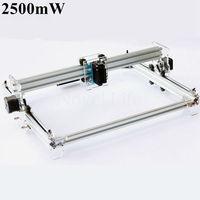 Benbox 450nm 2500mW DIY Desktop Mini Laser Engraver Engraving Machine Laser Cutter Etcher CNC Picture Logo