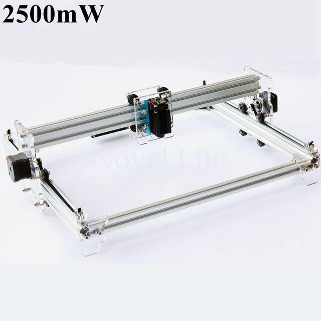 Benbox 450nm 2500mW DIY Desktop Mini Laser Engraver Engraving ...