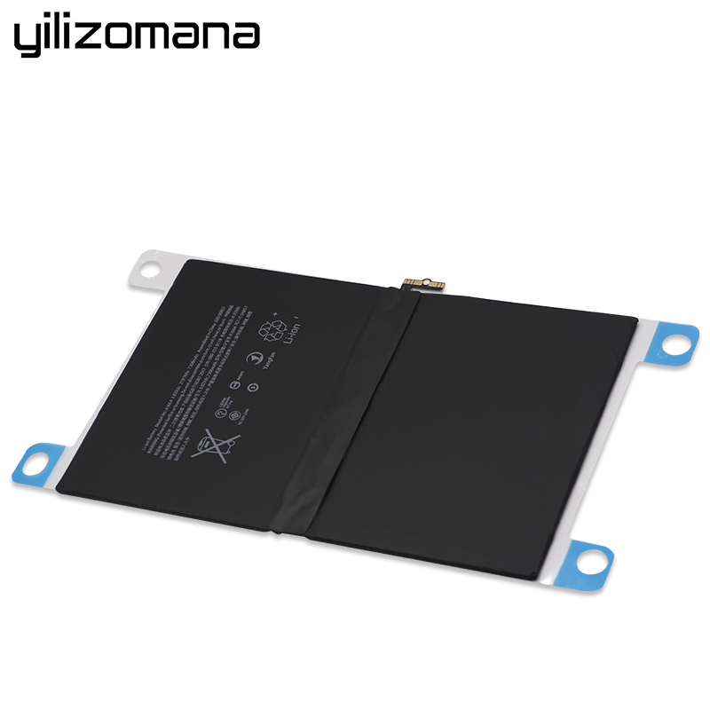 YILIZOMANA For iPad pro 9 7 battery 7306mAh Li ion Internal Original Replacement Battery for iPad pro 9 7 A1664 with Tools in Tablet Batteries Backup Power from Computer Office