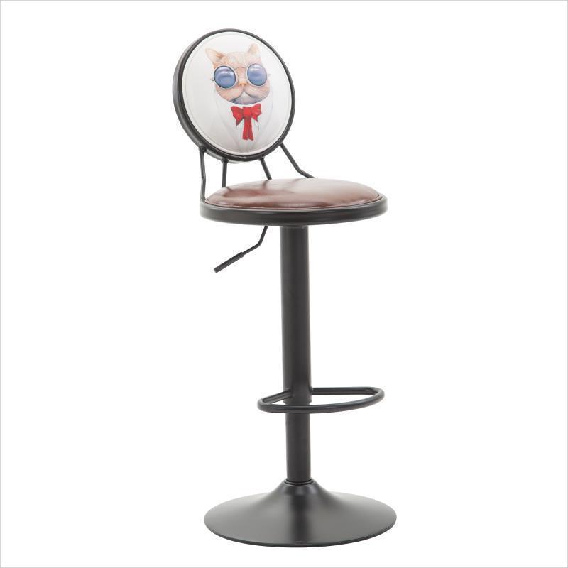 Hokery Para Barra Comptoir Barkrukken Stoelen Sedie Banqueta Sedia Kruk Leather Tabouret De Moderne Stool Modern Silla Bar Chair