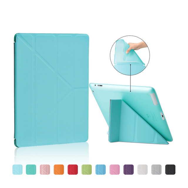 Funda para Apple iPad 2 3 y 4 4
