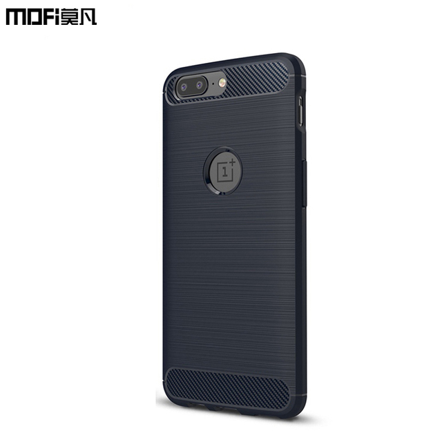 oneplus 5 case oneplus 5 cover case silicone back mofi shockproof protection armor oneplus a5000 coque one plus oneplus 5 case