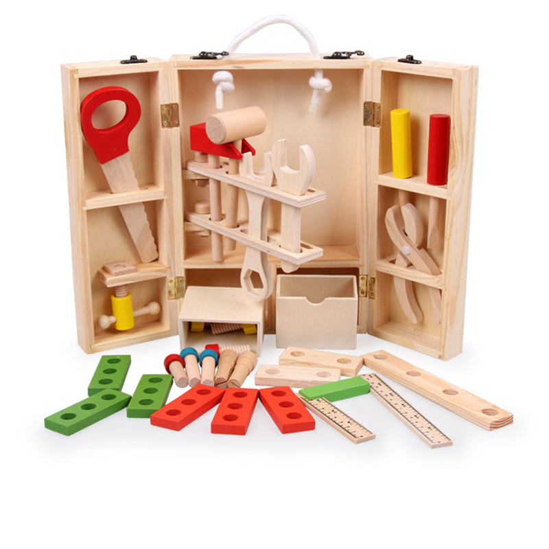 Toy Tool Kits For Girls : Popular tool box toys buy cheap lots from