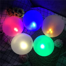 10Pcs Switch balloon LED flash luminous Lamps Tumbler light Bar lantern Christmas wedding party decoration birthday decor adult(China)